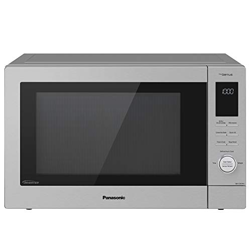 Panasonic HomeChef 4-in-1 Microwave Oven with Air Fryer, Convection...