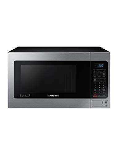 Samsung Electronics MG11H2020CT Countertop Grill Microwave, 1.1 cu....