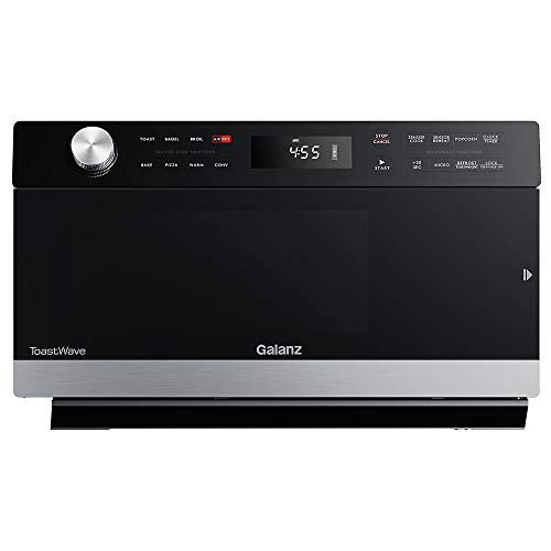 Galanz GTWHG12S1SA10 4-in-1 ToastWave with TotalFry 360, Convection,...
