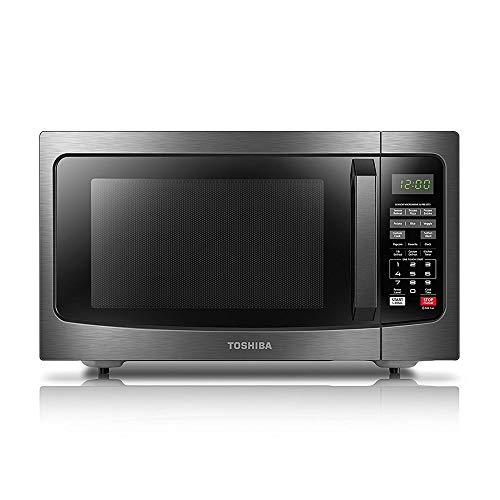 Toshiba EM131A5C-BS Microwave Oven with Smart Sensor Easy Clean...