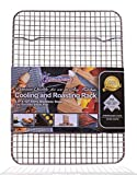 KITCHENATICS Quarter Sheet 100% Stainless Steel Roasting & Cooling...