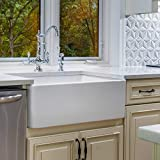 Fine fixtures Sutton Fireclay sink, 30' Apron Front Farmhouse Kitchen...