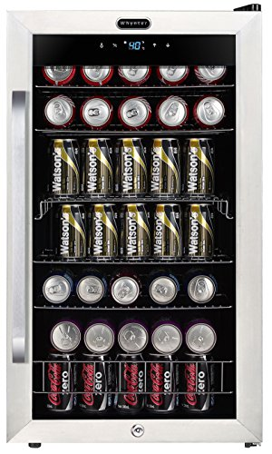 Whynter BR-1211DS Freestanding 121 Can Digital Control and Internal...