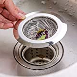 4.5 inch Stainless Steel Kitchen Sink Strainer