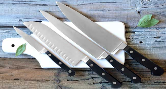 Ceramic knives vs stainless steel knives