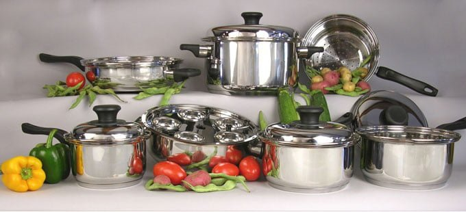 7 Best Waterless Cookware – Reviews & Buying Guide